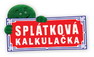 spltkov kalkulaka
